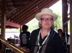 My Buddy John Lee Sanders up in Canada