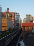 From The High Line, N.Y.