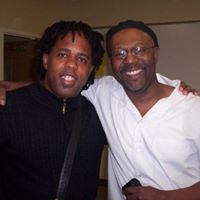 me and vic wooten